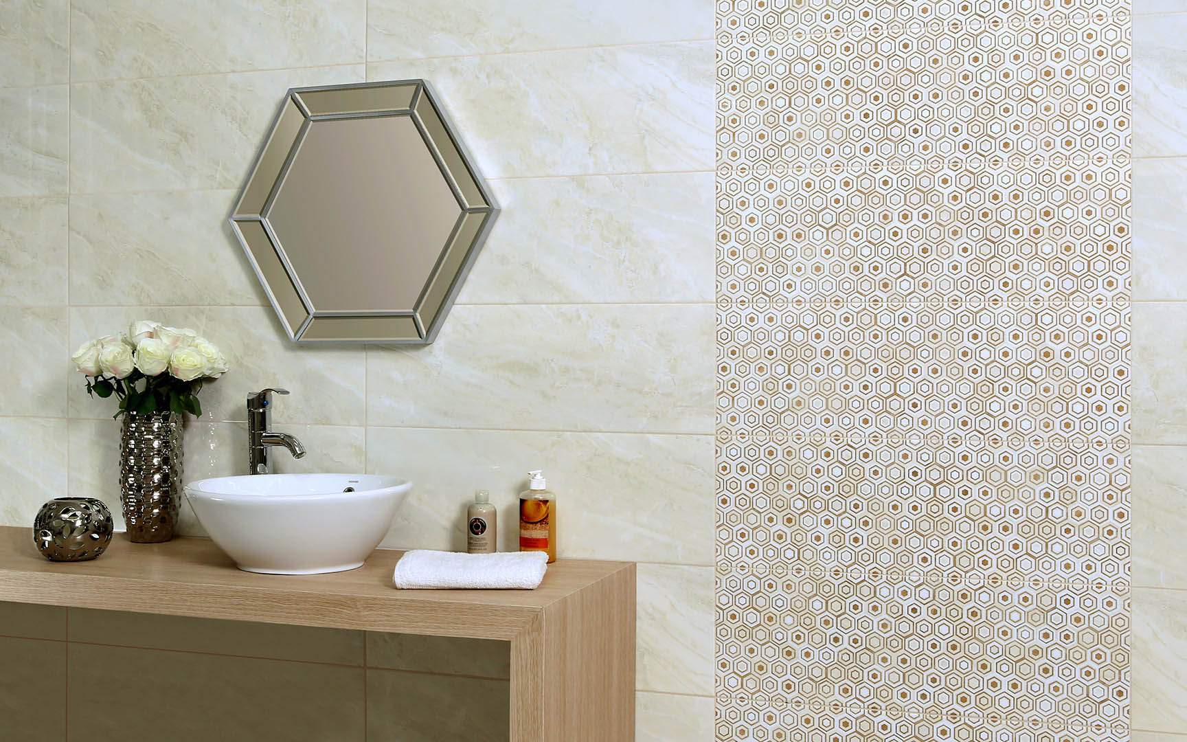 Sell wall tile roman dsantiago from indonesia by granit - Valentino keramik ...